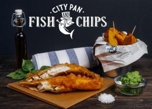 Mr. Fish Menü (kis adag)