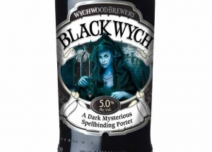 Wychwood Black Wych-angol barna sör 0,5L